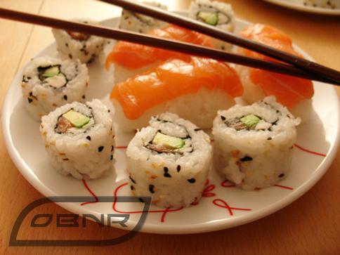 Un petit menu japonais ;)